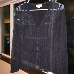 Ann Taylor Loft Sz 8 worn a few times blouse